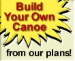 Build Your Own Canoe Kits &  Plans