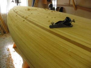 The Cedar Strip Epoxy Process